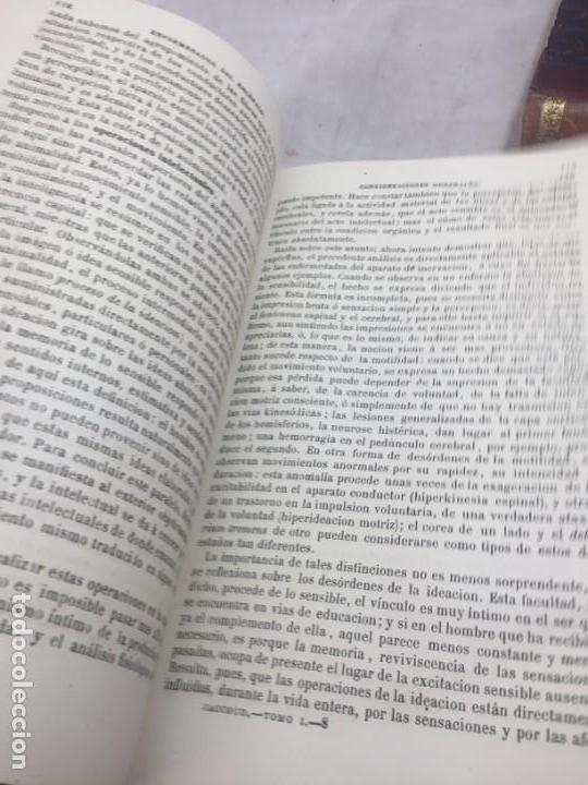 Libros antiguos: Tratado de Patología Interna S. Jaccoud traducción Joaquín Gassó 2 tomos 1875 grabados y láminas. - Foto 4 - 133376330