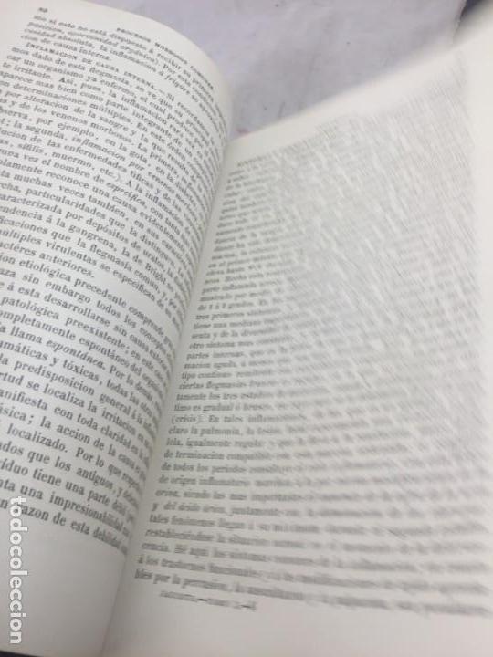 Libros antiguos: Tratado de Patología Interna S. Jaccoud traducción Joaquín Gassó 2 tomos 1875 grabados y láminas. - Foto 5 - 133376330