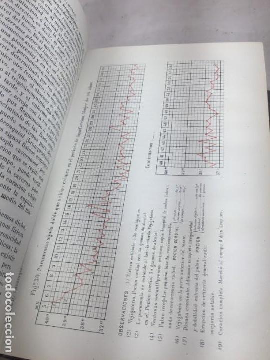 Libros antiguos: Tratado de Patología Interna S. Jaccoud traducción Joaquín Gassó 2 tomos 1875 grabados y láminas. - Foto 15 - 133376330