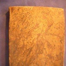 Libros antiguos: L. J. BEGIN: - NUEVOS ELEMENTOS DE CIRUGIA Y DE MEDICINA OPERATORIA - (TOMO I) (BARCELONA, 1827). Lote 133459210