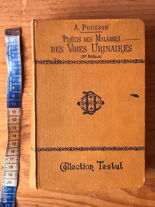 PRECIS DES MALADIES DES VOIES URINAIRES (Libros Antiguos, Raros y Curiosos - Ciencias, Manuales y Oficios - Medicina, Farmacia y Salud)