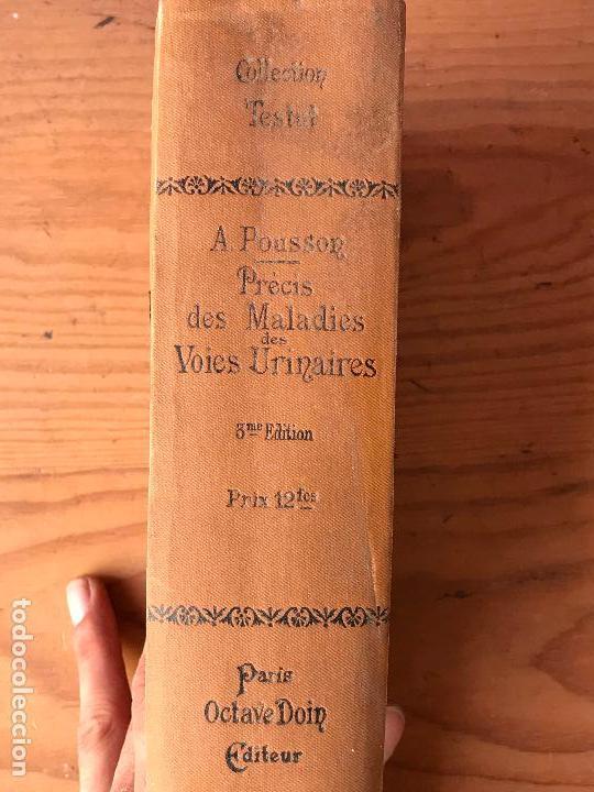 Libros antiguos: PRECIS DES MALADIES DES VOIES URINAIRES - Foto 2 - 133739522