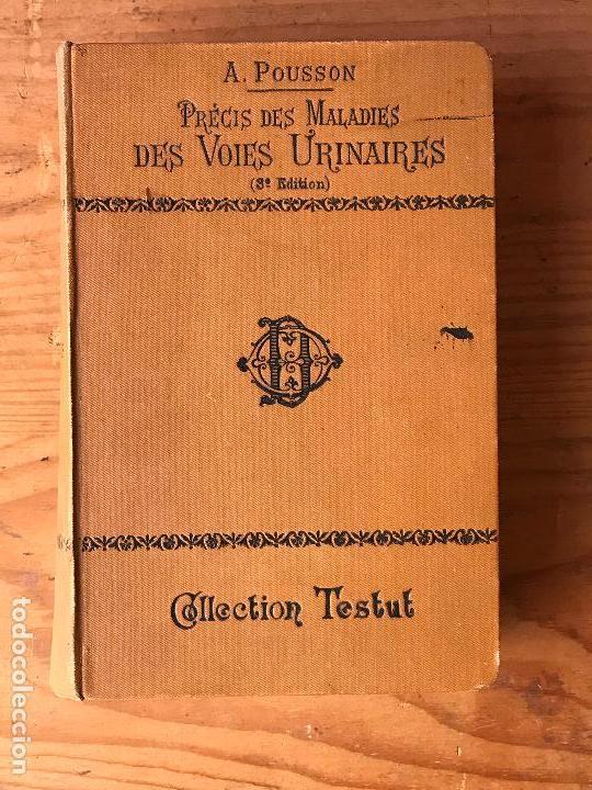 Libros antiguos: PRECIS DES MALADIES DES VOIES URINAIRES - Foto 3 - 133739522