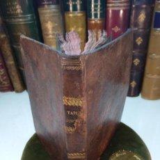Libros antiguos: MANUAL DE PRÁCTICA FORENSE - EUGENIO DE TAPIA - EN FORMA DE DIALOGO - ANOTACIONES EN MÁRGENES -. Lote 133898674