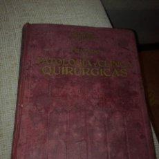Libros antiguos: WULLSTEIN & WILMS. TRATADO DE PATOLOGÍA Y CLÍNICA QUIRÚRGICAS. VOL. II. 1914 WULLSTEIN Y WILMS.. Lote 135854733