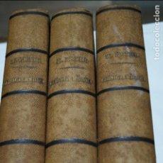 Libros antiguos: LECCIONES DE CLINICA MEDICA. MIGUEL PETER. 1878. Lote 135890650