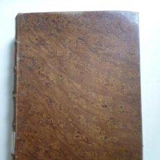 Libros antiguos: APUNTES DE TÉCNICA MICROGRÁFICA E HISTOLOGÍA VEGETAL Y ANIMAL POR EL CATEDRÁTICO. MADRID MORENO. Lote 136558726