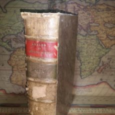 Libros antiguos: ANALES DE MEDICINA INTERNA. VOLUMEN III. L.P. VVAA. ESPASA CALPE 1934.. Lote 137781702