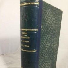 Libros antiguos: ENFERMEDADES DEL APARATO CIRCULATORIO ENCICLOPEDIA ZIEMSSEN VERSIÓN ESPAÑOLA FRANCISCO VALLINA 1892. Lote 139309010