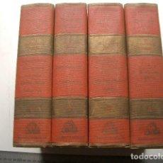 Libros antiguos: STUDIES IN THE PSYCHOLOGY OF SEX. FOUR VOLUME SET. HAVELOCK ELLIS.. Lote 140573514