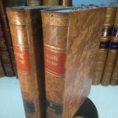 Libros antiguos: ENFERMEDADES DEL SISTEMA NERVIOSO - G. R. GOWERS - 2 TOMOS - TRADUCCIÓN DR. L. GÓNGORA - ESPASA -. Lote 141343594
