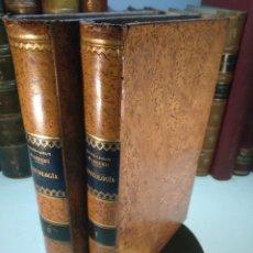 Libros antiguos: TRATADO MÉDICO-QUIRÚRGICO DE GINECOLOGÍA - DOCTORES F. LABADÍELLAGRAVE Y FÉLIX LEGUE - 270 GRABADOS . Lote 141352306