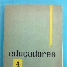 Libros antiguos: EDUCADORES . Lote 141343086