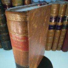 Libros antiguos: TRATADO DE LAS ENFERMEDADES DE LA INFANCIA - DR. JULIO COMBY - BARCELONA - SALVAT Y CIA - BARCELONA . Lote 141464506