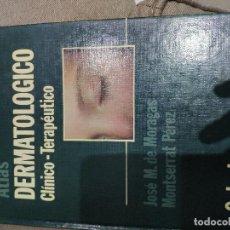 Libros antiguos: ATLAS DERMATOLÓGICO. Lote 141561566