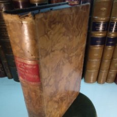 Libros antiguos: MANUAL DE MEDICINA INTERNA - T. HERNANDO Y GREGORIO MARAÑÓN - TOMO I - MADRID - 1916 - . Lote 141806746