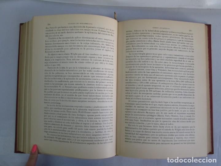 Libros antiguos: TRATADO DE SUEROTERAPIA Y DE TERAPEUTICA EXPERIMENTAL. A. WOLLF EISNER. SATURNINO CALLEJA FERNANDEZ - Foto 16 - 141898282