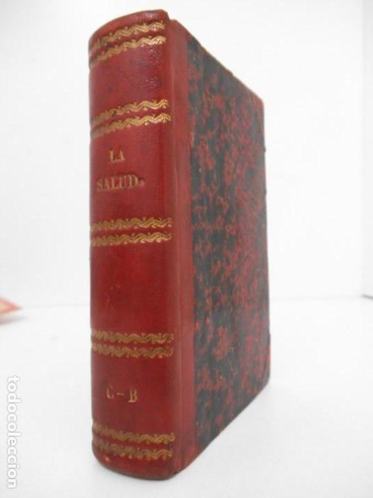 LA SALUD. MANUAL DE HOMEOPATIA - 1887 - FARMACIA HOMEOPÁTICA (Libros Antiguos, Raros y Curiosos - Ciencias, Manuales y Oficios - Medicina, Farmacia y Salud)