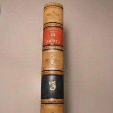 Libros antiguos: ESTUDIO MEDICO-LEGAL SOBRE LA LOCURA. AMBROSIO TARDIEU. 1883. 632 PAGINAS. Lote 142348286