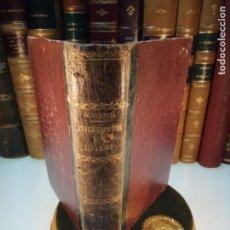 Libros antiguos: ENFERMEDADES DEL ESTÓMAGO - LUIS URRUTIA - CALPE - MADRID - 1920 - . Lote 142843030