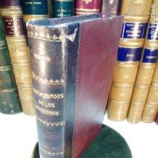 Libros antiguos: ENFERMEDADES DE LOS INTESTINOS - BAJO LA DIRECCIÓN DE D. S. RAMÓN Y CAJAL - CALPE - MADRID - 1921 -. Lote 142843590
