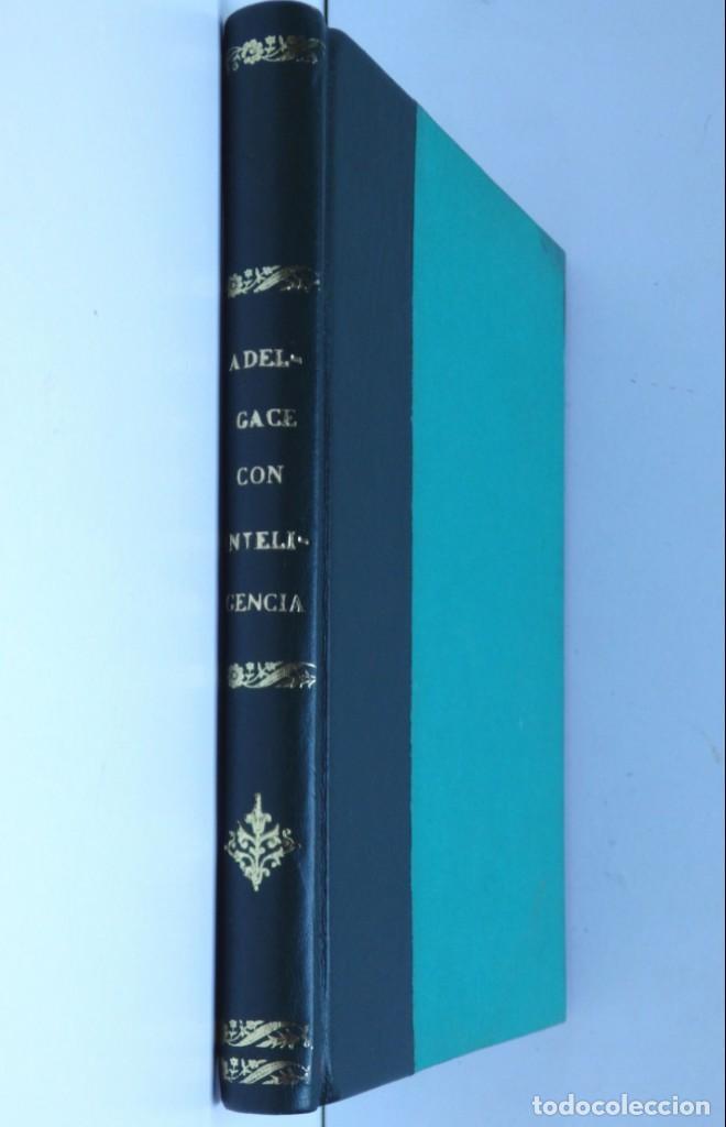 ADELGACE CON INTELIGENCIA Y MANTÉNGASE DELGADO TODA LA VIDA - DR. GAYELORD HAUSER (Libros Antiguos, Raros y Curiosos - Ciencias, Manuales y Oficios - Medicina, Farmacia y Salud)