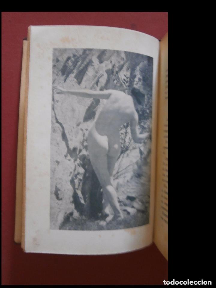 Libros antiguos: LIBRO,UN MES ENTRE DESNUDISTAS,AÑO 1932,FILOSOFIA NUDISTA NATURISTA EN ALEMANIA,ANTES DEL III REICH - Foto 2 - 144364102
