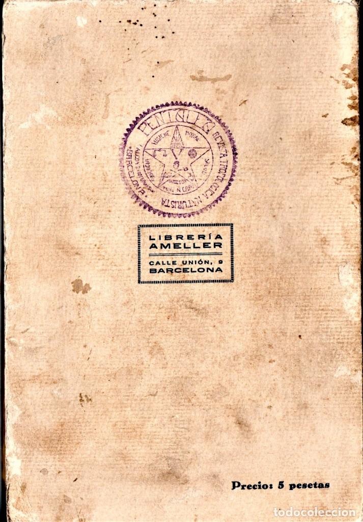 Libros antiguos: LIBRO,UN MES ENTRE DESNUDISTAS,AÑO 1932,FILOSOFIA NUDISTA NATURISTA EN ALEMANIA,ANTES DEL III REICH - Foto 4 - 144364102