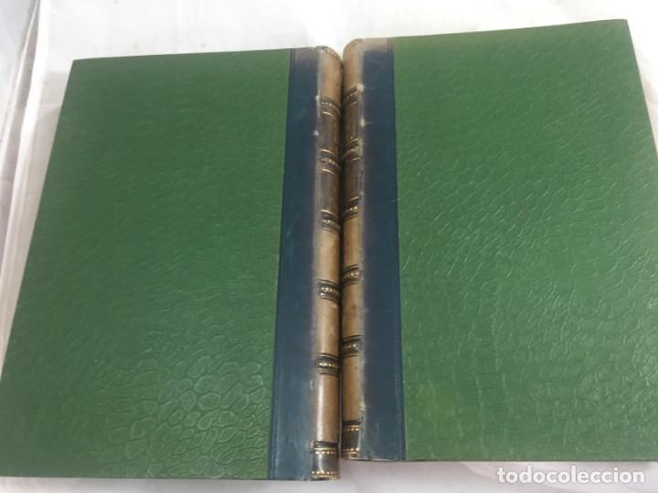 Libros antiguos: Cirugia Clínica Tratado 1895 p. Tillaux dos tomos media piel buen estado - Foto 19 - 221568770