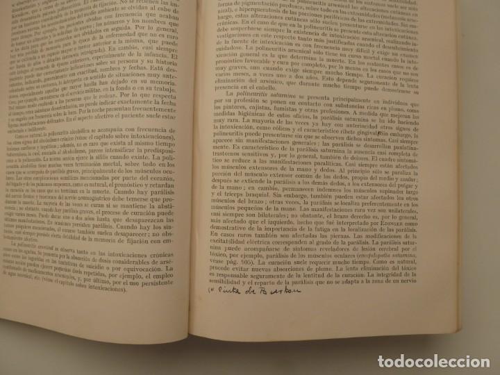 Libros antiguos: TRATADO DE LAS ENFERMEDADES DEL SISTEMA NERVIOSO. CURSCHMANN. KRAMER. EDITORIAL LABOR 1932 - Foto 4 - 146058858