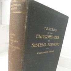 Libros antiguos: TRATADO DE LAS ENFERMEDADES DEL SISTEMA NERVIOSO. CURSCHMANN. KRAMER. EDITORIAL LABOR 1932. Lote 146058858