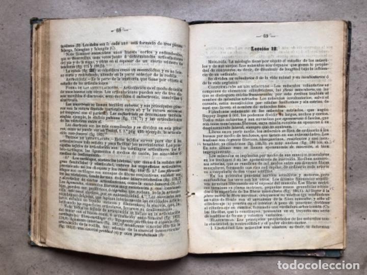 Libros antiguos: EXPLICACIÓN DEL PROGRAMA DE FISIOLOGÍA DE CESÁREO MARTÍNEZ. LA EDITORIAL ASTURIANA. - Foto 7 - 146091794