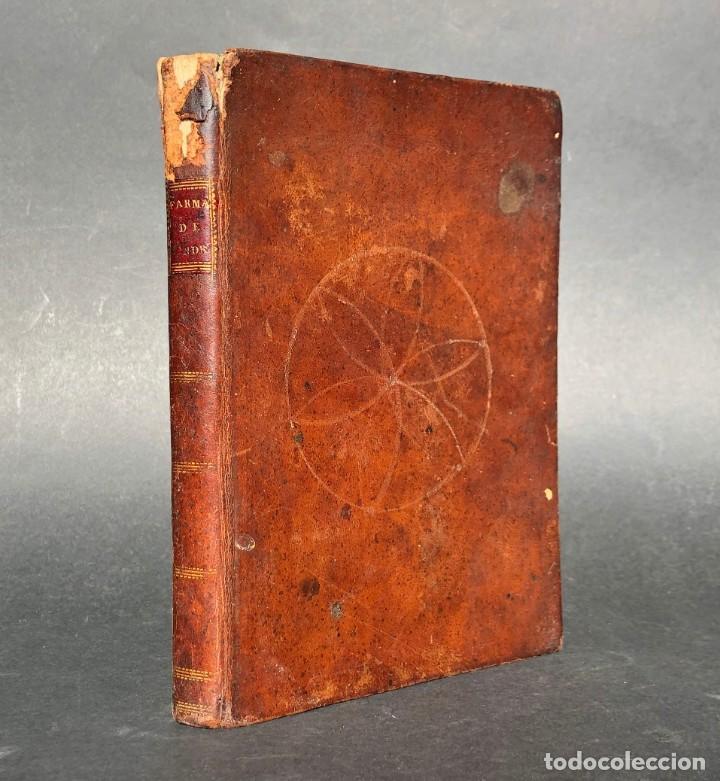 1797 La nueva farmacopea del Real Colegio de Medicos de Londres - Medicina  - Farmacia - White, Rober