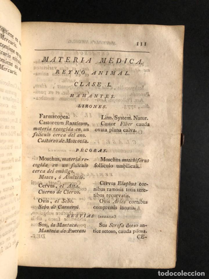 Libros antiguos: 1797 La nueva farmacopea del Real Colegio de Medicos de Londres - Medicina - Farmacia - White, Rober - Foto 20 - 146484070