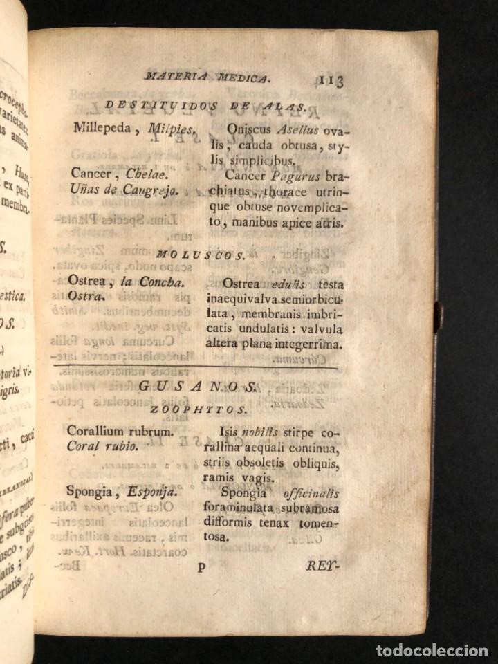 Libros antiguos: 1797 La nueva farmacopea del Real Colegio de Medicos de Londres - Medicina - Farmacia - White, Rober - Foto 21 - 146484070