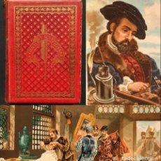 Libros antiguos: 1883 LA CIENCIA Y SUS HOMBRES, VIDAS DE LOS SABIOS ILUSTRES - MEDICINA - FILOSOFIA - LAMINAS. Lote 146488310