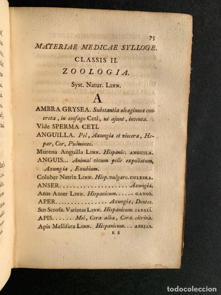 Libros antiguos: 1803 - Pharmacopoea Hispana - Farmacia Española - Formulas - Medicina - - Foto 11 - 146624278