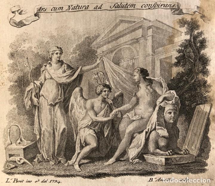 Libros antiguos: 1797 PHARMACOPOEA HISPANA - Farmacia - Medicina - FARMACOPEA - Foto 4 - 146757438