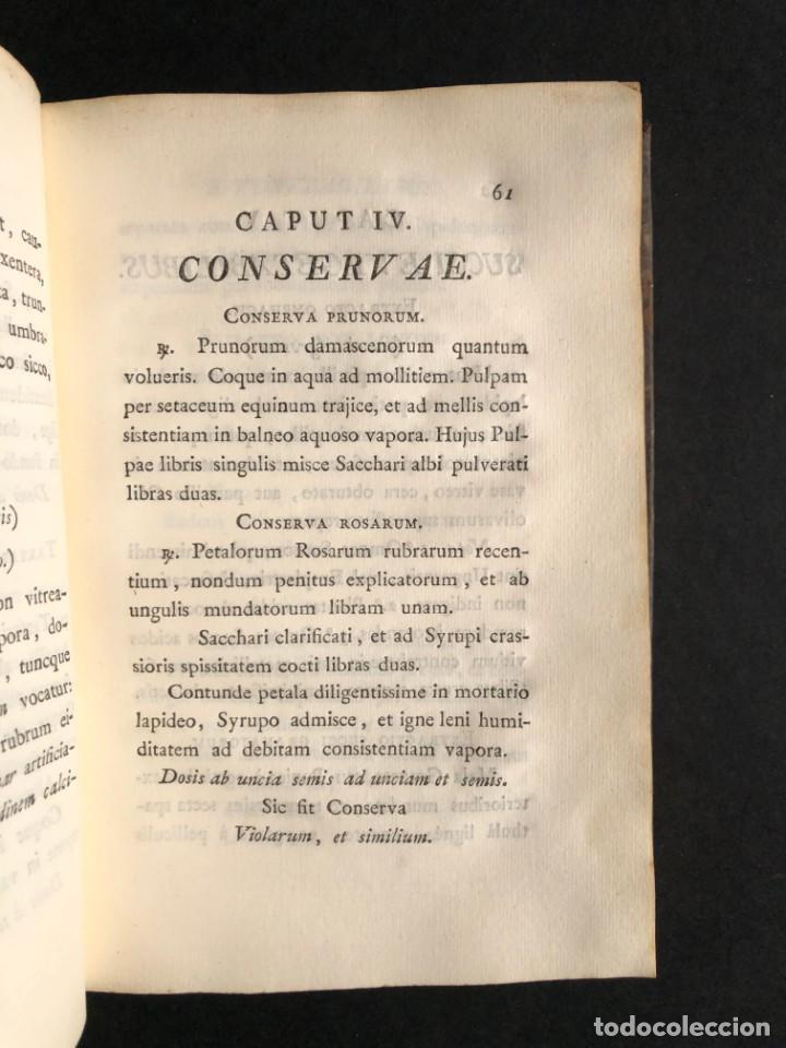Libros antiguos: 1797 PHARMACOPOEA HISPANA - Farmacia - Medicina - FARMACOPEA - Foto 15 - 146757438