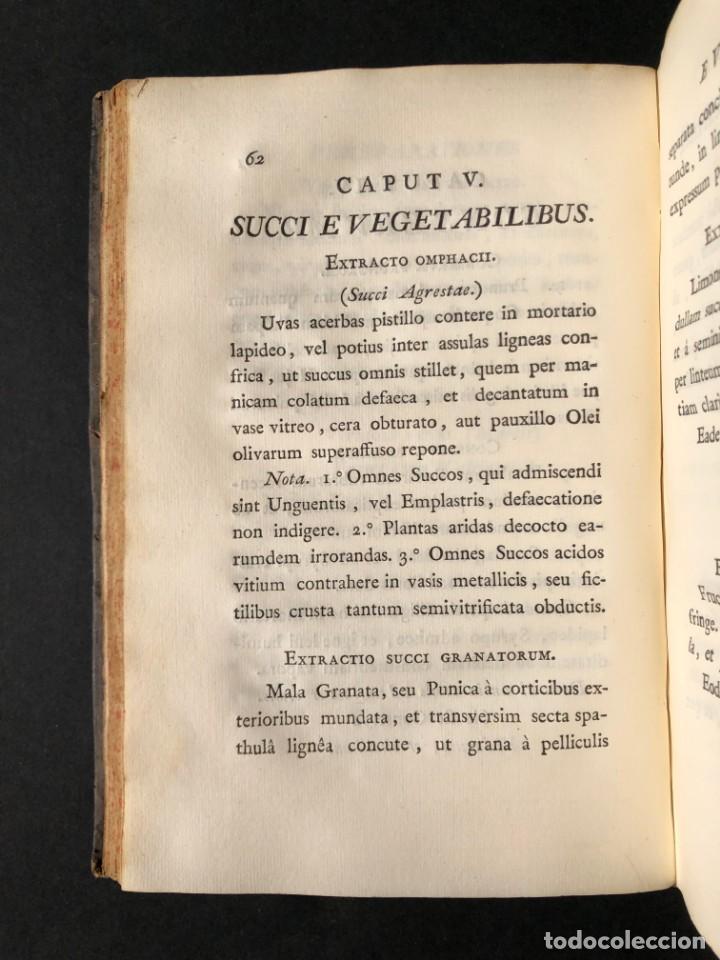 Libros antiguos: 1797 PHARMACOPOEA HISPANA - Farmacia - Medicina - FARMACOPEA - Foto 16 - 146757438