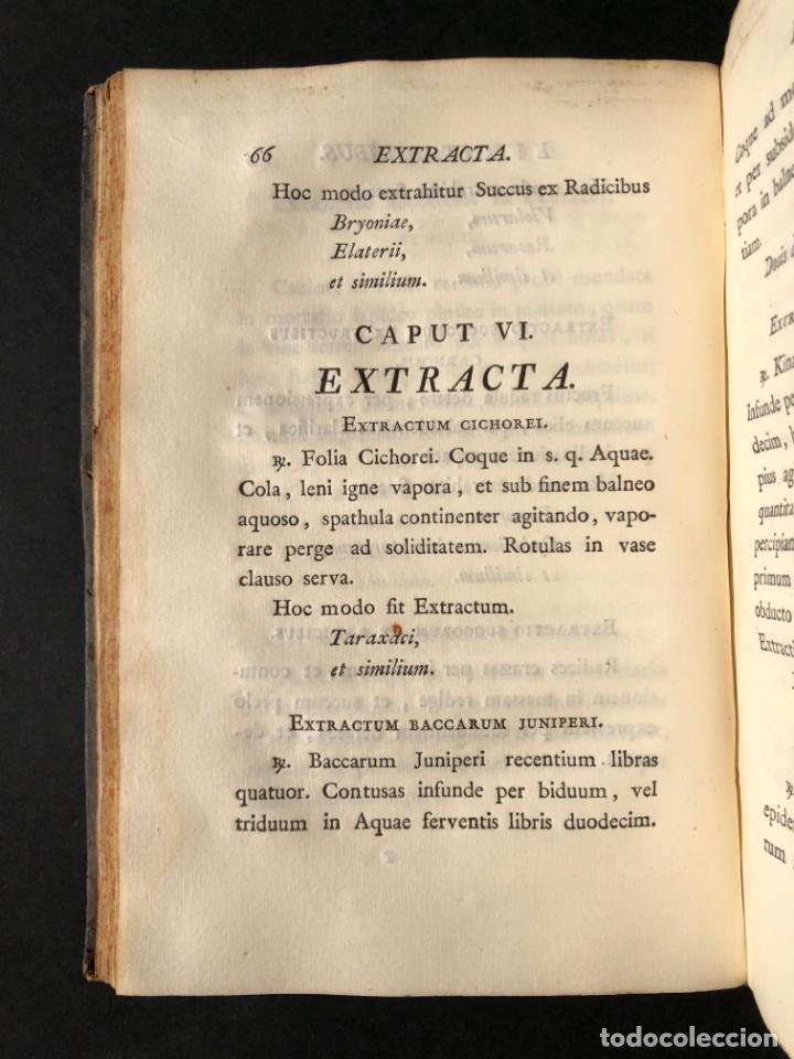 Libros antiguos: 1797 PHARMACOPOEA HISPANA - Farmacia - Medicina - FARMACOPEA - Foto 17 - 146757438