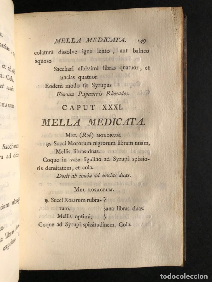Libros antiguos: 1797 PHARMACOPOEA HISPANA - Farmacia - Medicina - FARMACOPEA - Foto 23 - 146757438