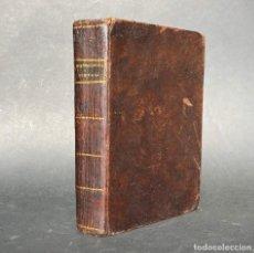 Libros antiguos: 1803 PHARMACOPOEA HISPANA - FARMACIA - MEDICINA - FARMACOPEA. Lote 146757670