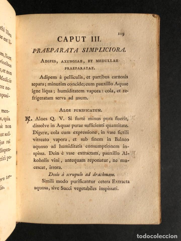 Libros antiguos: 1803 PHARMACOPOEA HISPANA - Farmacia - Medicina - FARMACOPEA - Foto 14 - 146757670