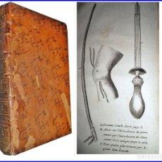 Libros antiguos: AÑO 1788: TRATADO DE LAS ÚLCERAS, POR BELL. LIBRO DE MEDICINA DEL SIGLO XVIII.. Lote 147095750