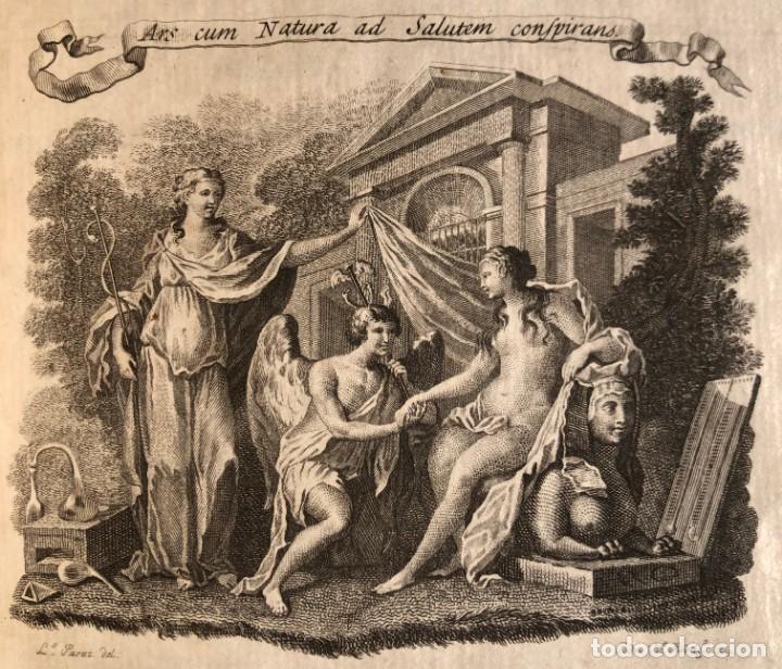 Libros antiguos: 1803 PHARMACOPOEA HISPANA - Farmacia - Medicina - FARMACOPEA - Foto 5 - 176368510