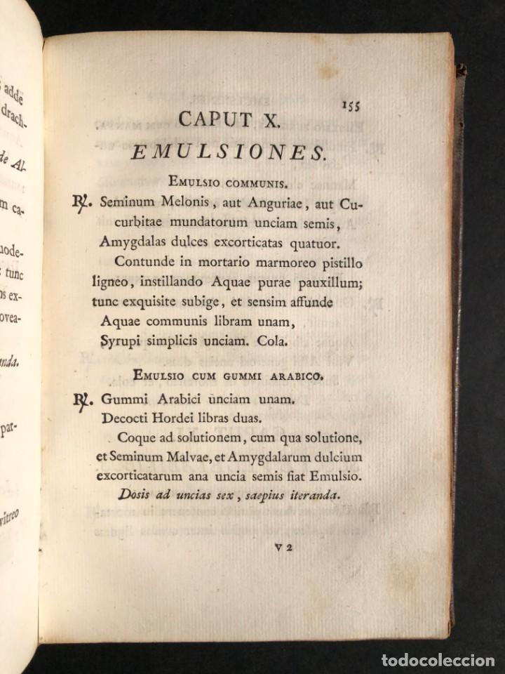 Libros antiguos: 1803 PHARMACOPOEA HISPANA - Farmacia - Medicina - FARMACOPEA - Foto 19 - 176368510