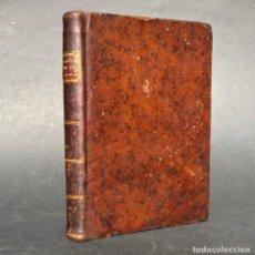 Libros antiguos: 1786 DISERTACION ACERCA DE LA RABIA - LE ROUX - MEDICINA - VETERINARIA. Lote 147295442