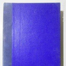 Libros antiguos: 2 TOMOS DEL TRATADO DE GINECOLOGÍA DE MIGUEL A. FARGAS. BARCELONA. SALVAT EDITORES. . Lote 148034230