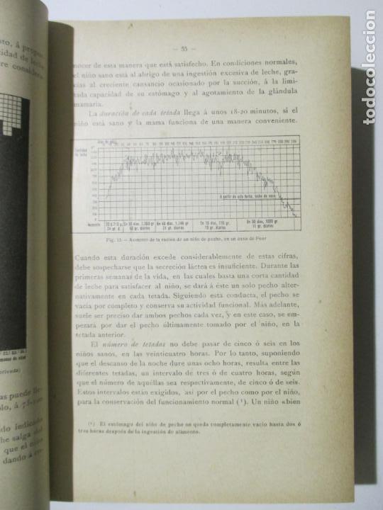 Libros antiguos: TRATADO DE LAS ENFERMEDADES DE LOS NIÑOS. B. BENDIX P.R.P.B. DR. BERNARDO BENDIX. 1913 - Foto 3 - 148034938